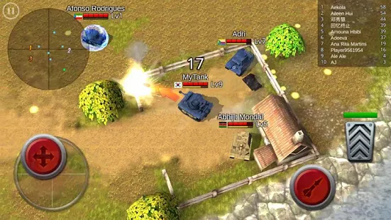 Battle Tank + (Mod Money Ad Free) for Android.png