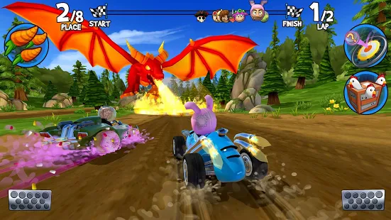Beach Buggy Racing 2 + (Mod diamonds) Free For Android.png