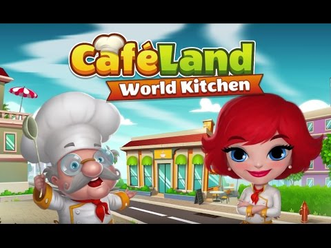 Cafeland - World Kitchen + МOD (Unlimited Money) Free For Android.png
