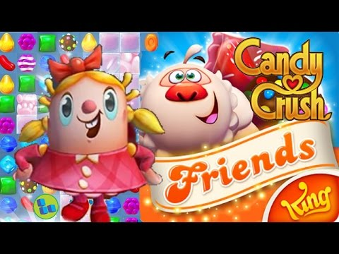 Candy Crush Friends Saga + МOD (Unlimited Lives Plus 100 Moves) Free For Android.png