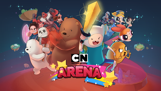 Cartoon Network Arena + МOD (10X ATK 10X DEF) Free For Android.png