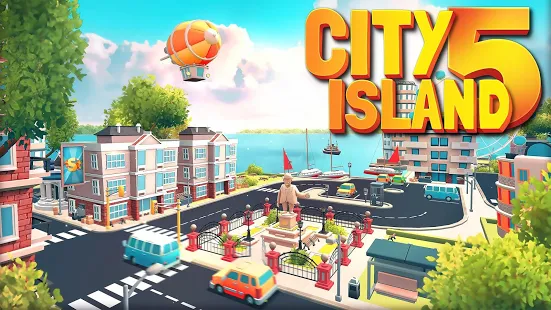 City Island 5 + (Mod Money) Free For Android.png