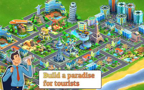 City Island Airport ™ + (much money) Free For Android.png