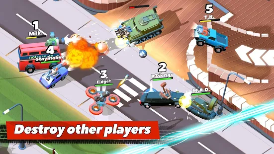 Crash of Cars + (Mod Money) Free For Android.png