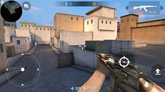 Critical Strike CS Counter Terrorist Online FPS + (Mod Money) Free For Android.png