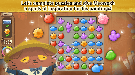 Days of van Meowogh + (Mod Money) Free For Android.png