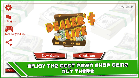 Dealer's Life - Pawn Shop Tycoon + (Infinite Cash Max Skill) for Android.png