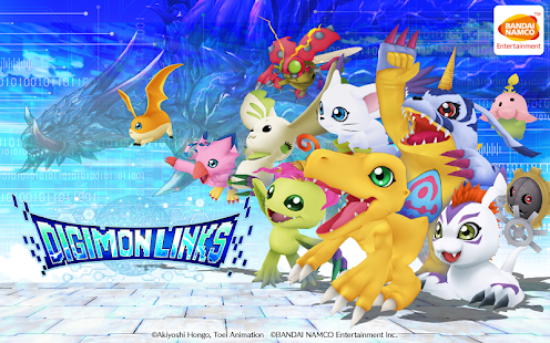 DigimonLinks + (God Mode High Damage Weak Enemies) Free For Android.png