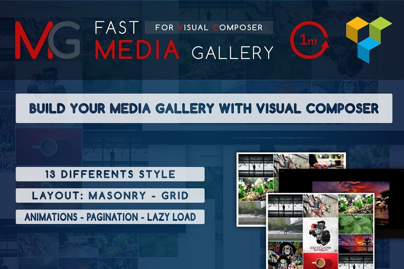 Download Fast Media Gallery For Visual Composer – WordPress…