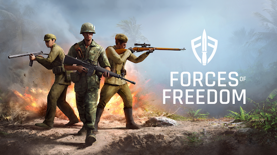 Forces of Freedom + (Radar Mod) Free For Android.png