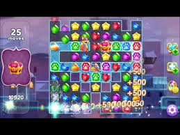Genies & Gems + (Infinite Lives Always Active Infinite Coins Extra Moves) for Android.png