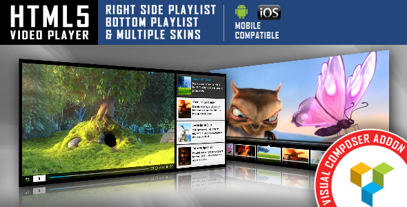 HTML5 Video Player for WPBakery Page Builder - Visual Composer Addon.jpg