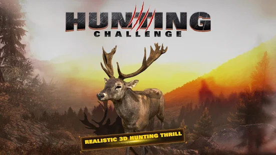 Hunting Challenge + МOD (Free Shopping) Free for Android.png