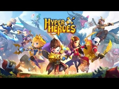 Hyper Heroes Marble-Like RPG + МOD (Massive damage) Free For Android.png