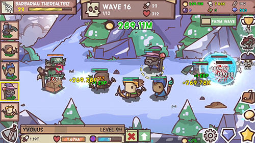 Idle Hero Defense + МOD (Free Shopping) Free For Android.png