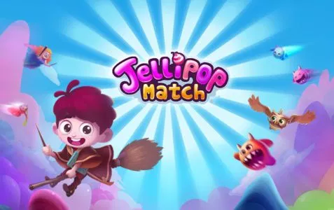 Jellipop Match + МOD (Unlimited gold coins) Free For Android.png