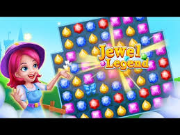 Jewels Legend - Match 3 Puzzle + (Mod Money unlimited lives) for Android.png