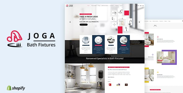 Download Joga   Bath Fittings Shopify Theme 2018-11-15 Nulled