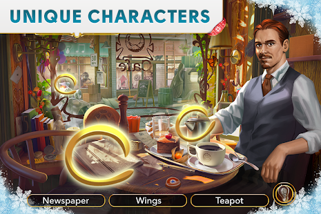 June's Journey - Hidden Object + МOD (Mod Coins Diamonds) Free For Android.png