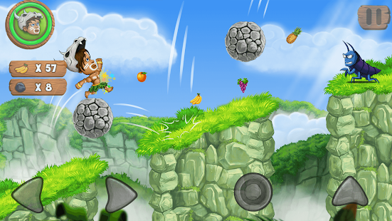 Jungle Adventures 2 + (Mod Money) Free For Android.png