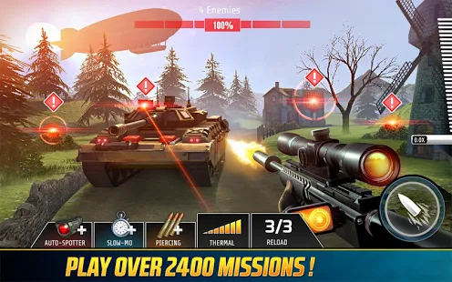 Kill Shot Bravo + МOD (no Sway) Free For Android.png