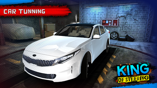 King of Steering + MOD (Mod Money Unlocked) Free For Android.png