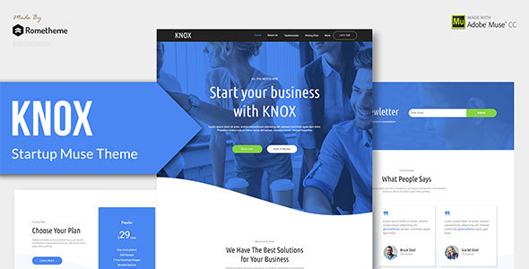 KNOX - Startup, Agency, Apps Muse Theme.jpg