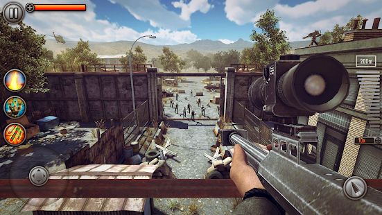 Last Hope Sniper - Zombie War + (Mod Money) Free For Android.png