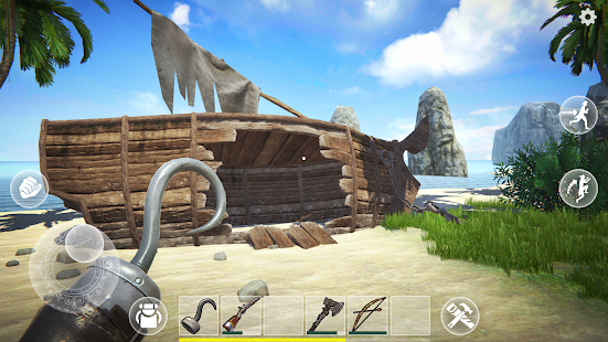 Last Pirate Island Survival + (Free Craft) Free For Android.png
