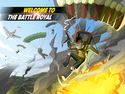 Last Stickman  Battle Royale + МOD (Unlimited Bullets) Free For Android.png