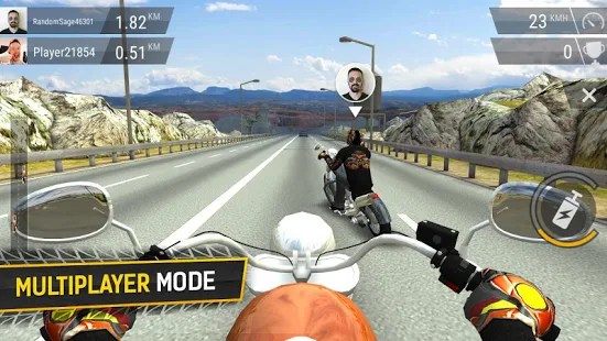 Moto Racing 3D + (Mod Money) Free For Android.png