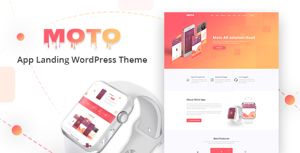 Moto - WordPress Landing Page Theme.jpg