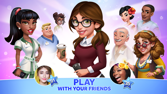 My Beauty Spa Stars and Stories + МOD (Unlimited Money Diamonds) Free For Android.png