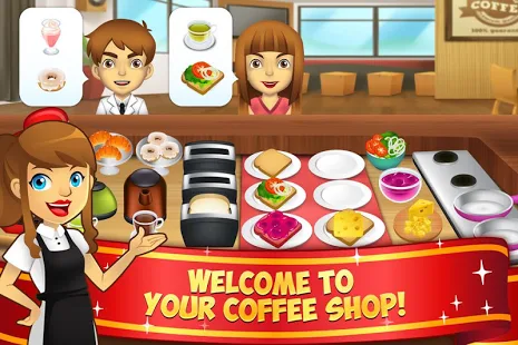 My Coffee Shop - Coffeehouse + (Mod Money) Free For Android.png