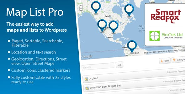 Download Map List Pro – Google Maps & Location…