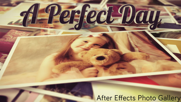 Photo Gallery A Perfect Day AE VideoHive 7812358.jpg