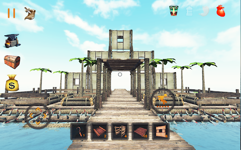 Raft Survival Ultimate + (Mod Money) Free For Android.png