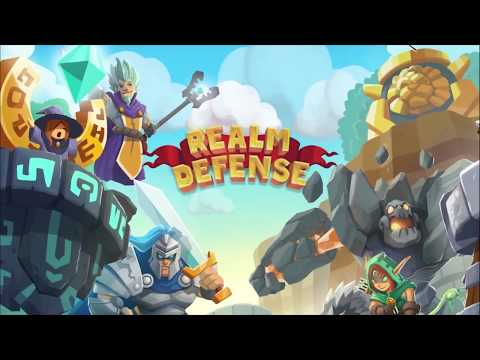 Realm Defense Hero Legends TD + (Mod Money Unlocked Murder from shock) Free For Android.png