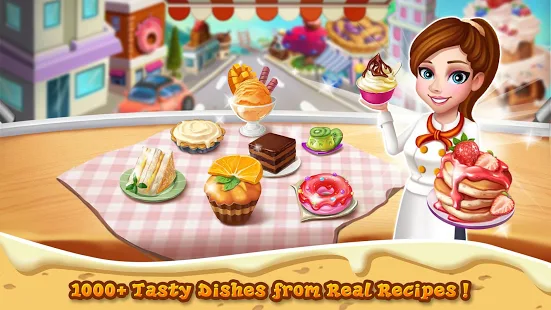 Rising Super Chef 2 + (Mod Money) Free For Android.png