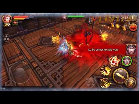 Romance of Heroes Realtime 3v3 + МOD (High Damage) Free For Android.png