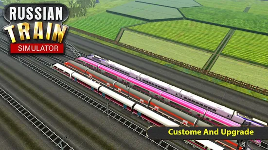 Russian Train Simulator + (Mod Money) for Android.png