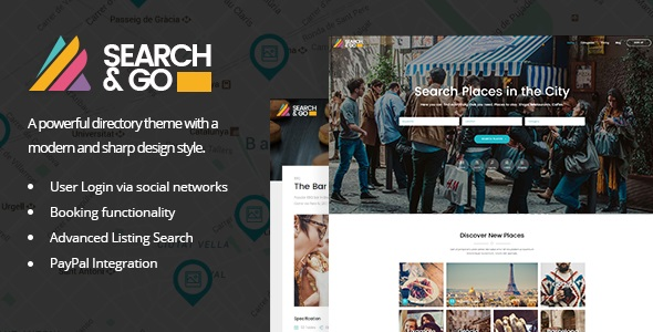 Download Search & Go – Modern & Smart Directory…