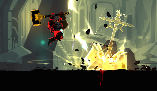 Shadow of Death Dark Knight - Stickman Fighting + МOD (Unlimited crystals souls) Free For Andr...png