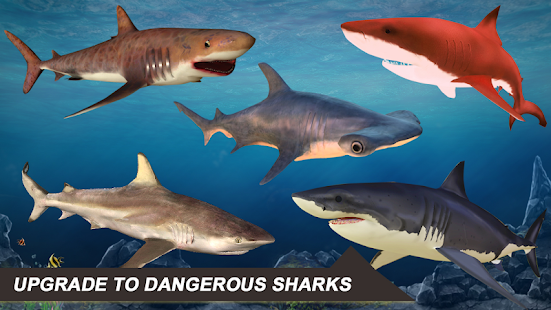 Shark Simulator 2018 + (Free Shopping) for Android.png