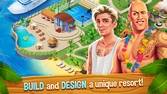 Starside Celebrity Resort + МOD (Unlimited Coins Life) Free For Android.png