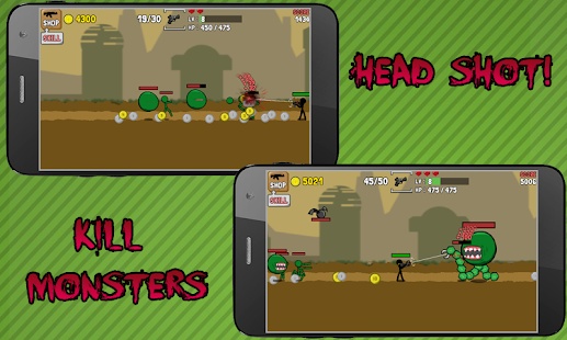 Stickman And Gun + Mod (Unlimited Money Skill) Free For Android.png