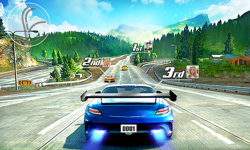Street Racing 3D + MOD (a lot of money) Free For Android.png