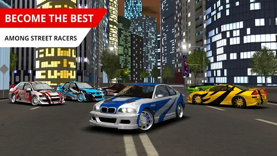 Street Racing + (Mod Money) Free For Android.png