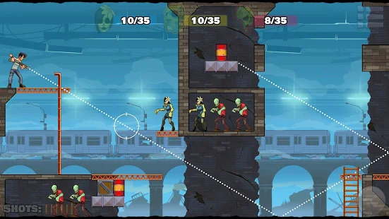 Stupid Zombies 3 + MOD (a lot of money) Free For Android.png