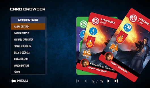 The Dresden Files Cooperative Card Game + МOD (All DLC Purchased) Free For Android.png